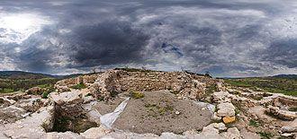 Hadrianapolis Antik Kenti 2 360 Degree VR Photography