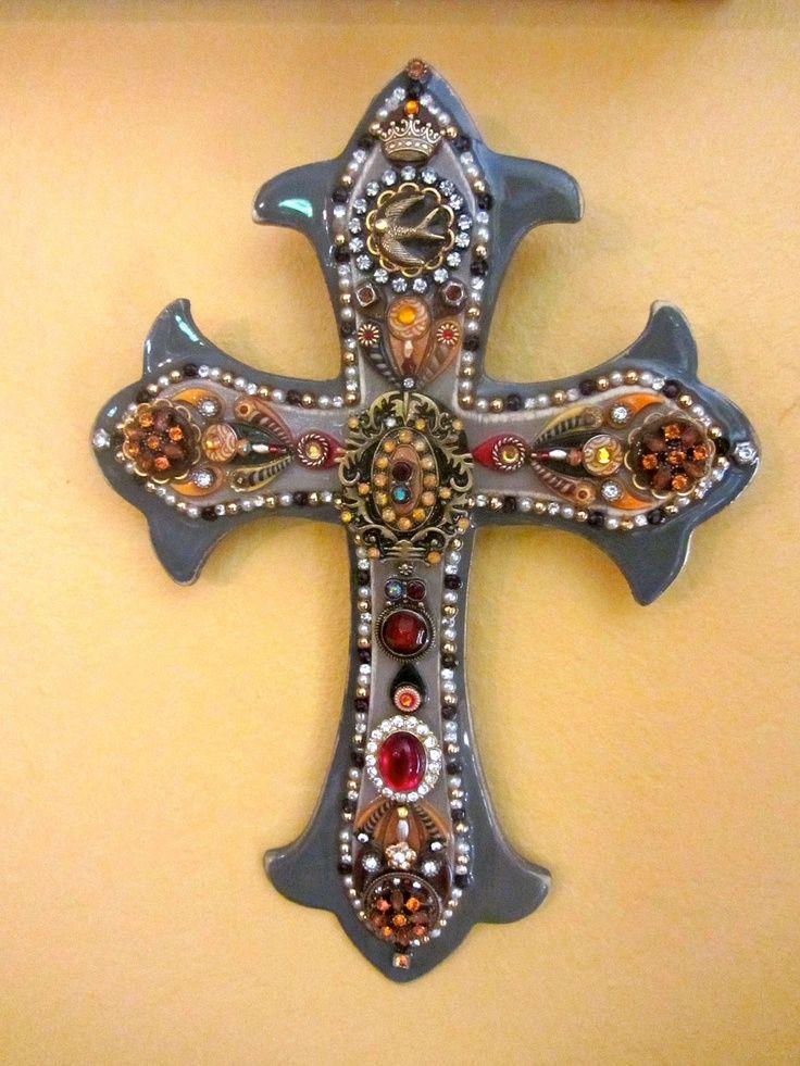 63 best Crosses Wall decor images on Pinterest | Cross art, Crosses ...
