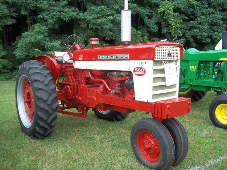 Farmall 460 Fuel Tank : Best images about tractores on pinterest john deere