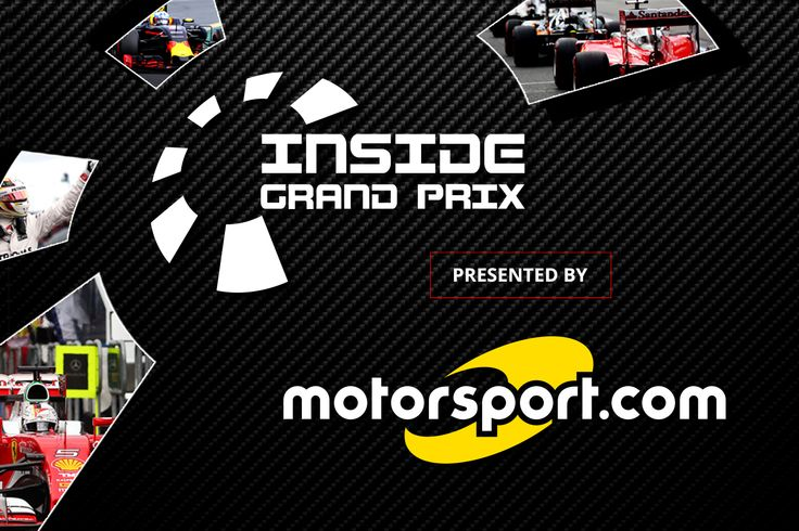 "Motorsport.com Extends Exclusive Digital Rights Agreement to Host Popular F1 Video Magazine Series ""Inside Grand Prix"""