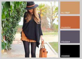 Paletas de color (XXVII) Colour palettes