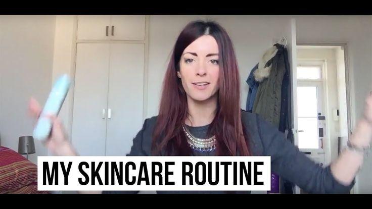 My Skincare routine // Pulizia della pelle mista/secca/sensibile