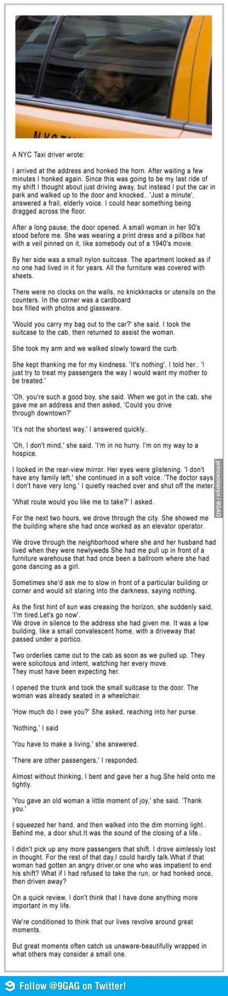 worth the read