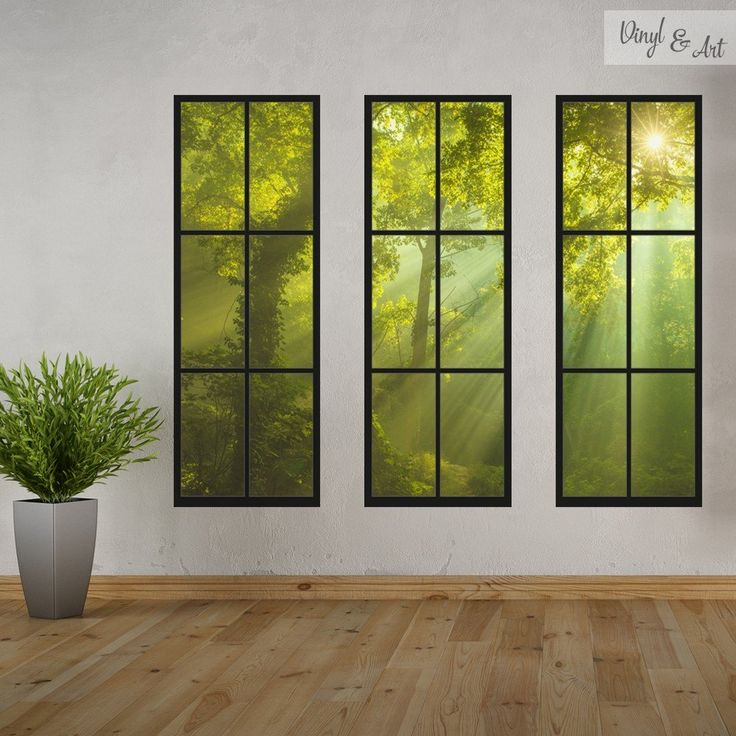 23 best vinilos decorativos ventanas images on pinterest for Fotomurales grandes y baratos