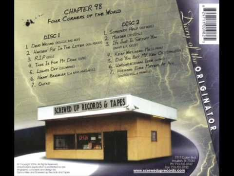 DJ Screw – Chapter 98 – Four Corners of the World 2000 Side A 1. Notorious Big – Dead Wrong 2. Big Pokey – Hardest Pit 3. E.S.G. – RIP 4. DMX – For My Dogs 5. Lil' Wayne – Lights Off 6. Mariah Carey – Heartbreak (Remix) 7. Dr. Dre –...  https://www.crazytech.eu.org/dj-screw-unconditional-love/