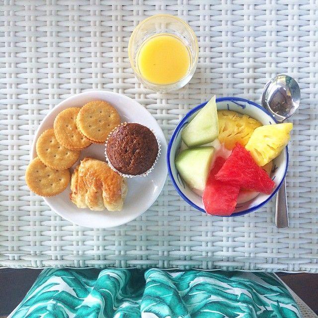 breakfast, fruit, sweet, tasty, yummy