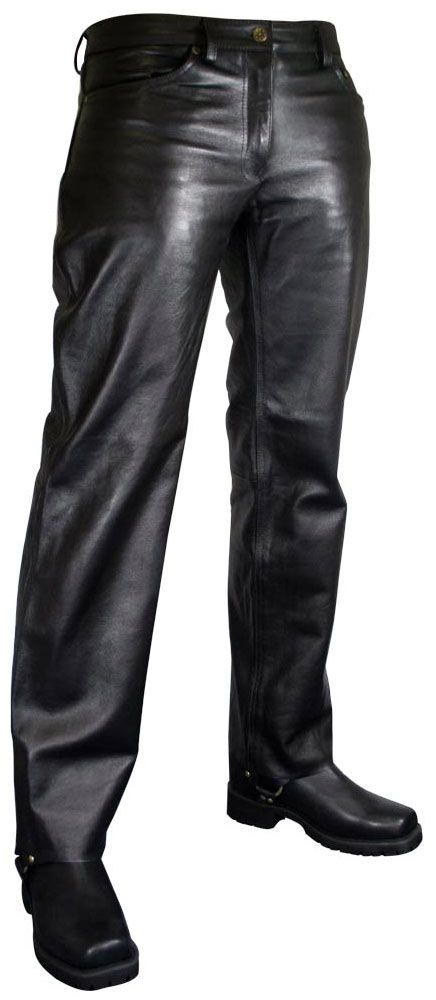 Casual And Trendy Leather Pant For Men                                                                                                                                                                                 More