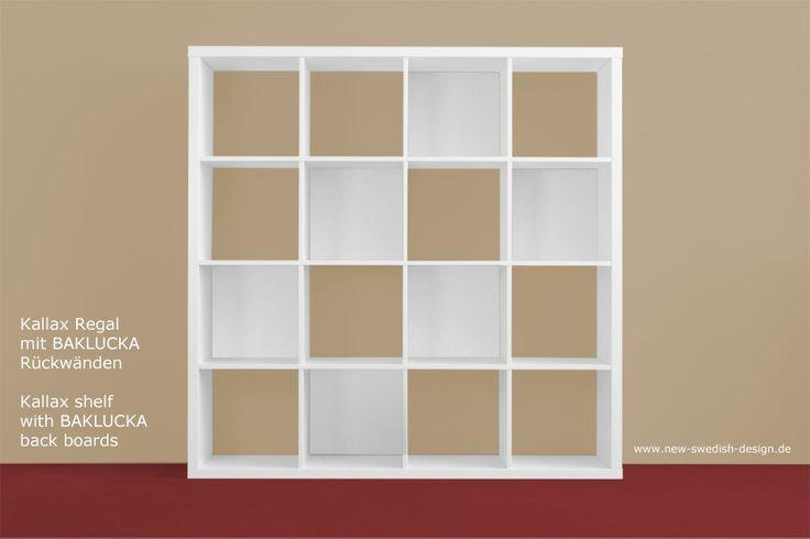 84 best images about kallax regal pimps on pinterest apps storage racks and kallax shelf. Black Bedroom Furniture Sets. Home Design Ideas