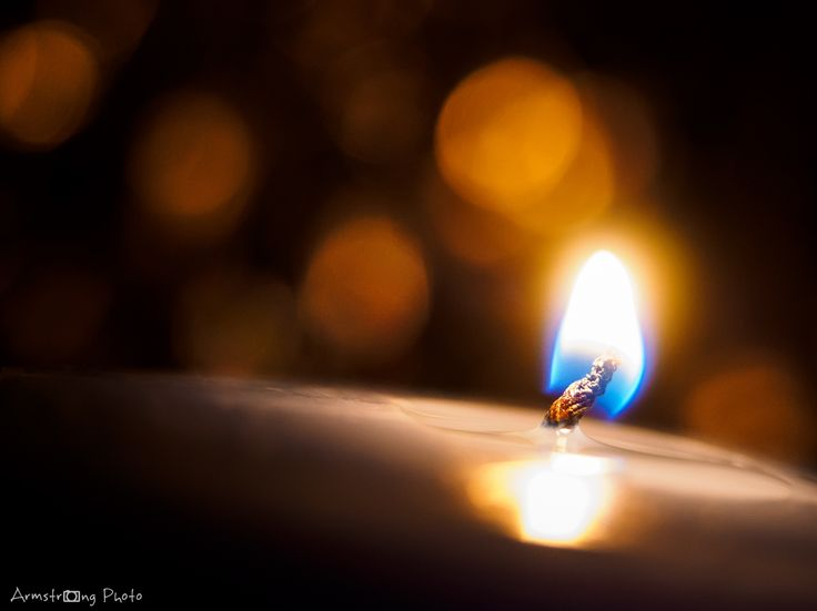 Candle light by Simon Armstrong on 500px