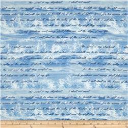 Kanvas Bible Study II Lord's Psalm Heavenly Blue