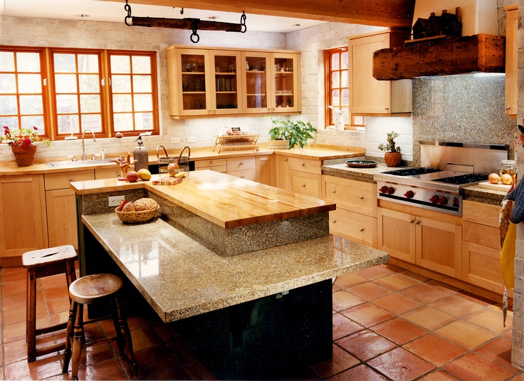 In The Kitchen Countertop Selection