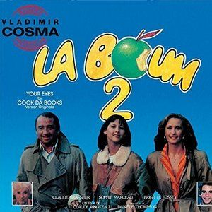 Original Motion Picture Soundtrack from the movie La Boum 2 (Ready for Love 2). Music composed by Vladimir Cosma.