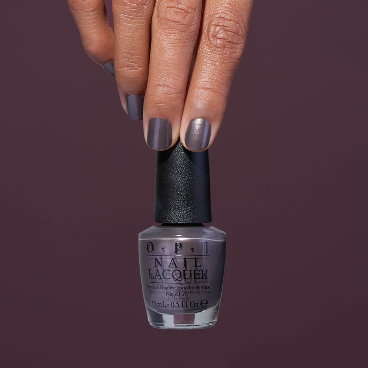 Stone cold and gorgeous. Try our new California Dreaming shade Don't Take Yosemite for Granite