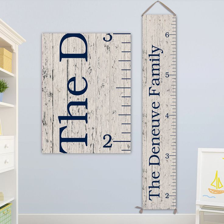 The 21 best Girl Growth Chart images on Pinterest | Custom canvas ...