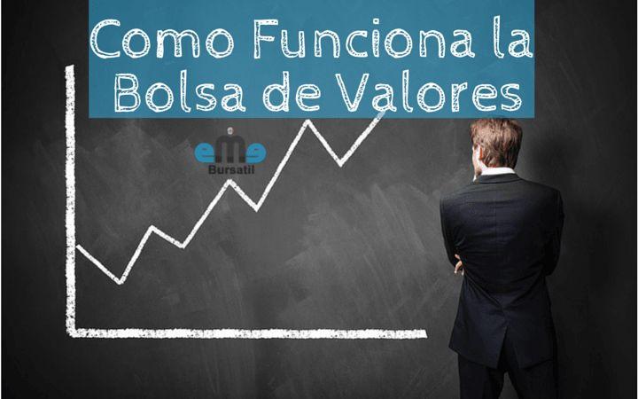 Funcionamiento de los mercados de valores y como invertir