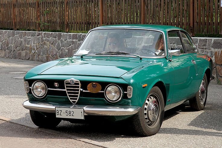 c - ALFA ROMEO GT Junior 1.3 year 1968 | by marvin 345