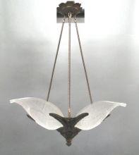 cl-0338-art deco ceiling light