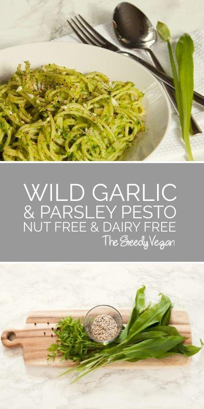 Best 25+ Wild garlic pesto ideas on Pinterest | Garlic ...