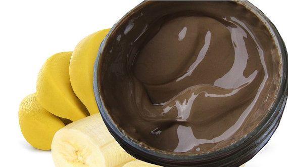 #NaturalConditioner #BananaPowder #Chocolate Mask