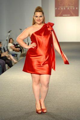 Πρότυπα της μόδας για το Μέτρο: ΜΕΤΑΤΡΟΠΗ ΤΩΝ ΜΕΓΑΛΩΝ φορέματα ΜΕΓΕΘΗ - 3