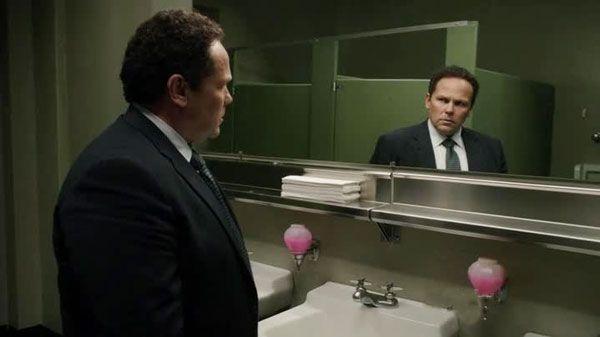 Kevin Chapman Creates a Good Detective In Lionel Fusco