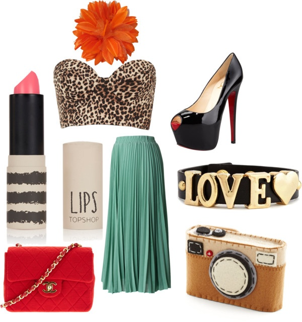 """Love"" by kikajit on Polyvore"