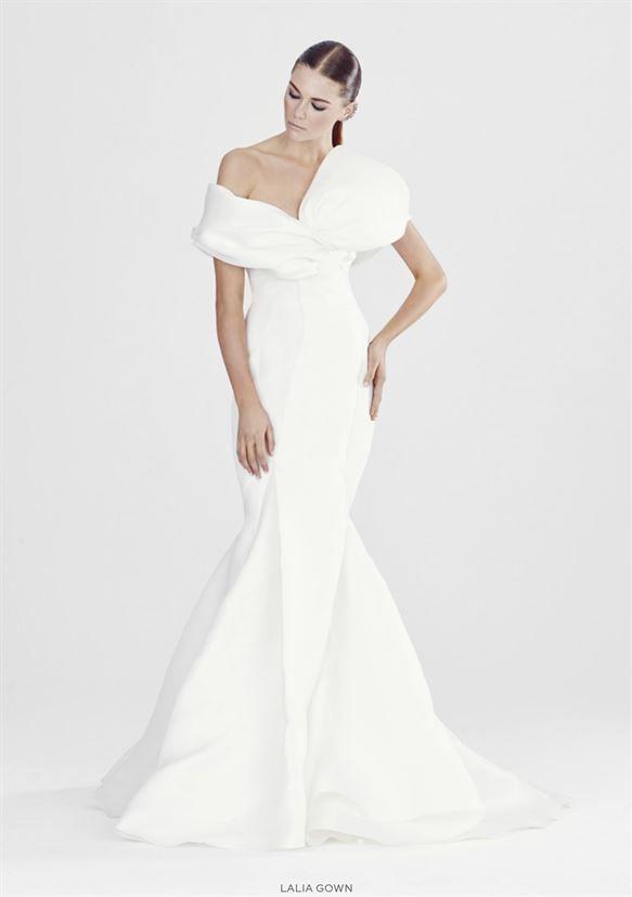 Lalia Gown - Rachel Gilbert