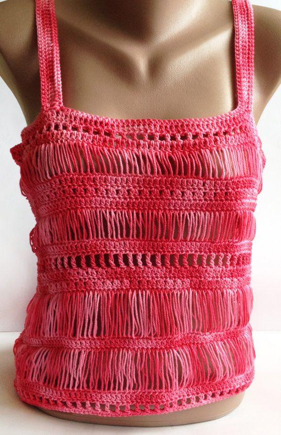 2330 besten crochet Bilder auf Pinterest | Kleidung häkeln ...