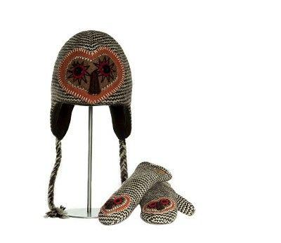 Votter, Crafty Owl 6+ fra Sprell. Om denne nettbutikken: http://nettbutikknytt.no/sprell-no/