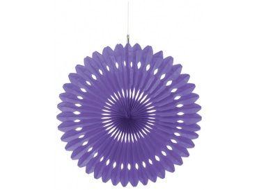 Purple Fan Decoration | Whish.ca
