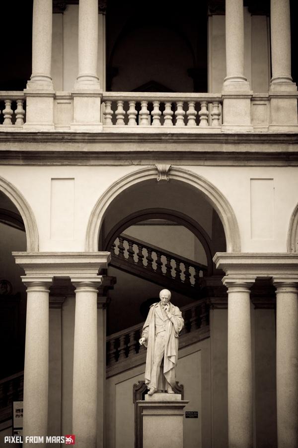 Milan City Trip : Pinacoteca di Brera