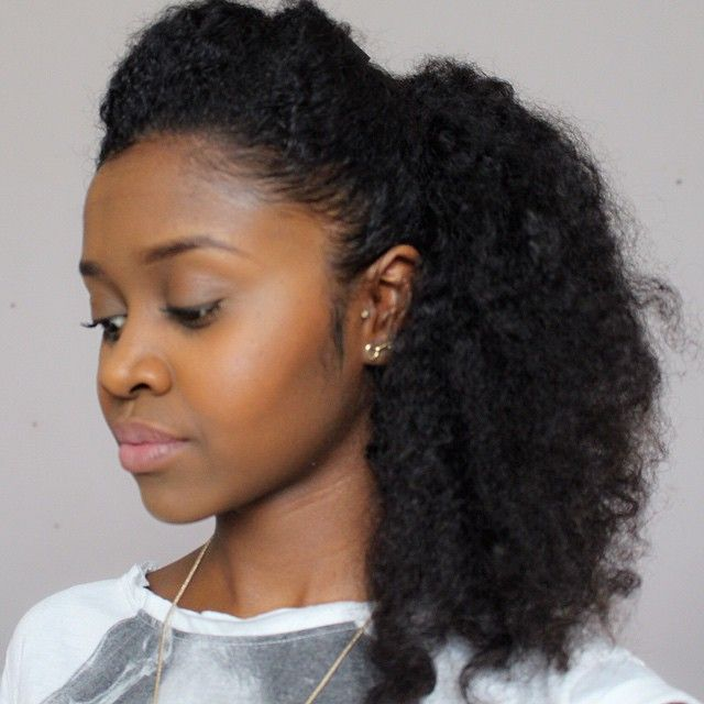 Cool 1000 Ideas About Kinky Curly Hair On Pinterest Natural Hair Hairstyles For Women Draintrainus