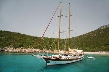 Bodrum Caicco Ketch (sailboat)
