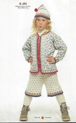 Dalebarn 66 Dale of Norway Children's Sweaters Knitting Patterns English | eBay