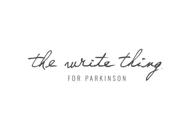 パーキンソン病とは神経系の難病で、手足が震えたり、運動能力が衰えていく症状が徐々に進行していく特徴があります。俳優のマイケル・J・フォックスがこの病気と闘っているのは有名ですね。 パーキンソン病の治療法は確立されていないのですが、継続的に字を書く作業をおこなうことで進行を緩やかにすることができるという報告もあるようです。ここに注目して、患者のリハビリとサポートをしようというのがベルギーで行われた「The Write Thing for Parkinson」なのです。