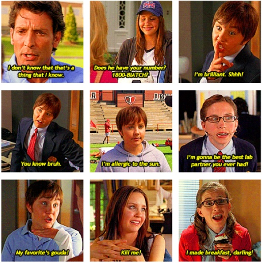 There's a She's the Man quote for everything. Favorite movie ever!