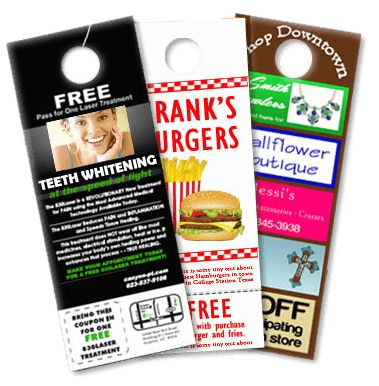 Deliver my flyer distribution techniques get better results than the regular forms of advertising including television, radio, newspaper, billboards, and the yellow pages