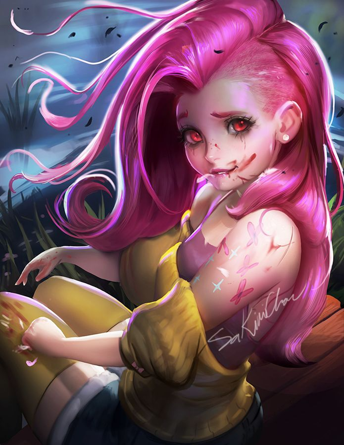 Pin by Marisa Oliver on My Little Pony | Sakimichan art, My