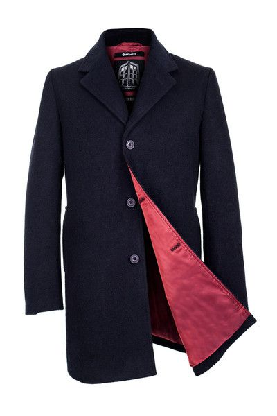 Twelfth Doctor's Coat - AbbyShot - 1