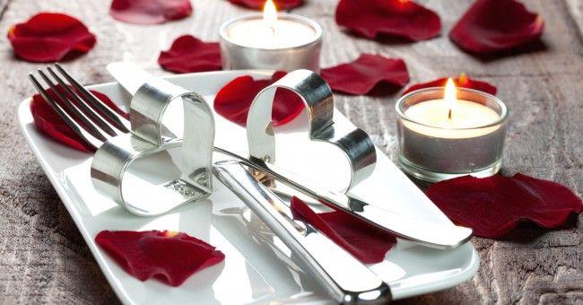 Idées de décorations de table romantiques - [node:vocab:3:term] - utile.fr