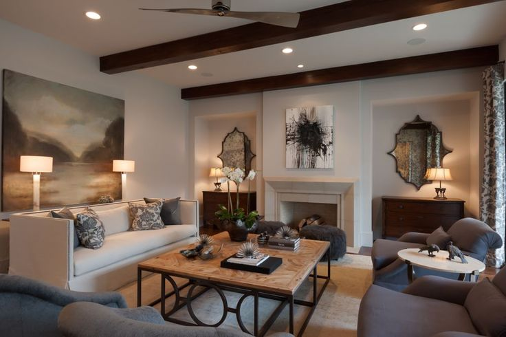 David james custom builder 16 interiors pinterest for Living room 4 pics 1 word