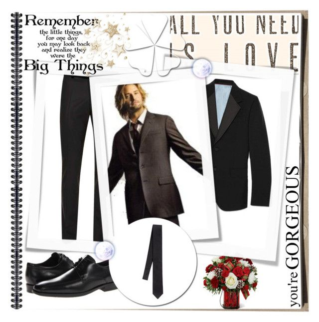 """""""Ben - a special date"""" by melbel1980 on Polyvore featuring art"""