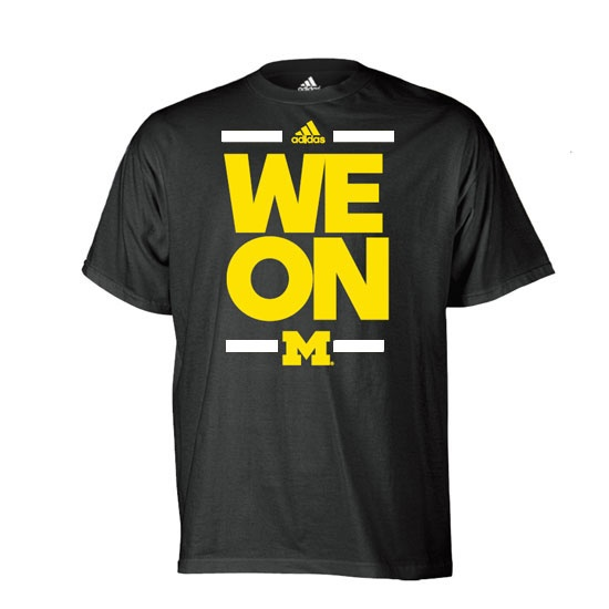 Adidas University of Michigan Basketball