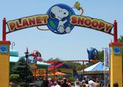Planet Snoopy @ King's Island (OH)