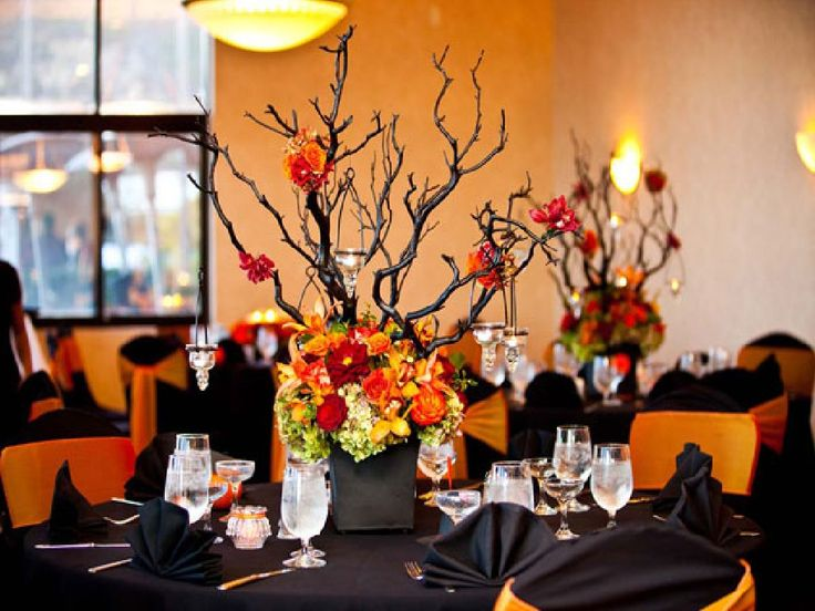 28 best fall wedding ideas1 images on pinterest wedding stuff rustic decor has a complementing appeal in a fall weddings a vase filled with pinecones berries and branches is complemented junglespirit Gallery