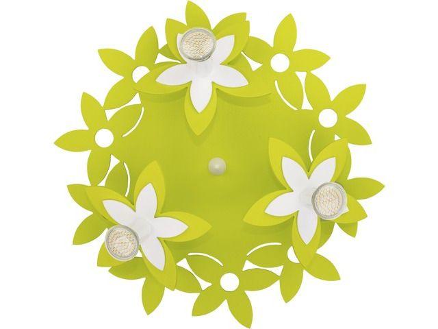Oprawa FLOWERS GREEN Nowodvorski 6900 - Cudowne Lampy