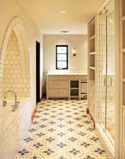 68 Best Bath Remodel Images On Pinterest Bathroom Ideas Hex Tile And Bathr