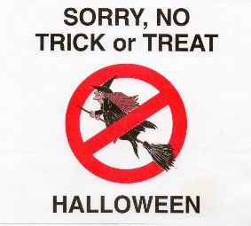 Say NO to HALLOWEEN | FATAMORGANA