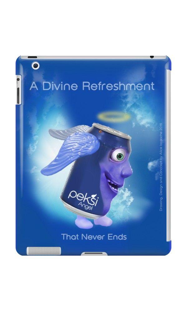 """A Divine Refreshment That Never Ends 2"" Original Concept & Design by Alice Iordache by VanyssaGraphics"