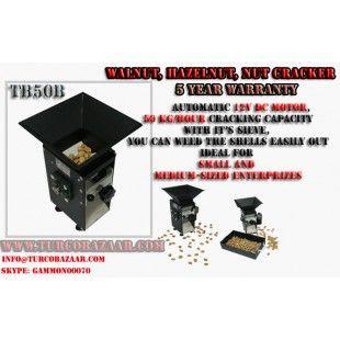 Automatic nutcracker http://www.turcobazaar.com/